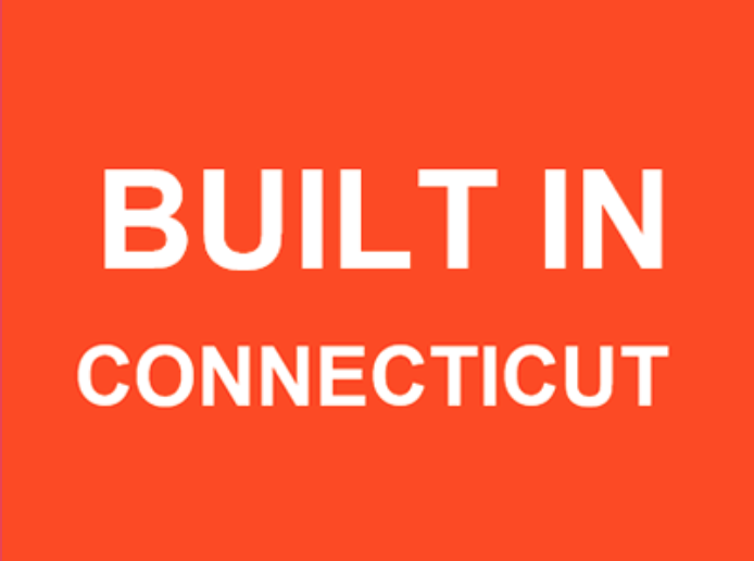 Built in Connecticut