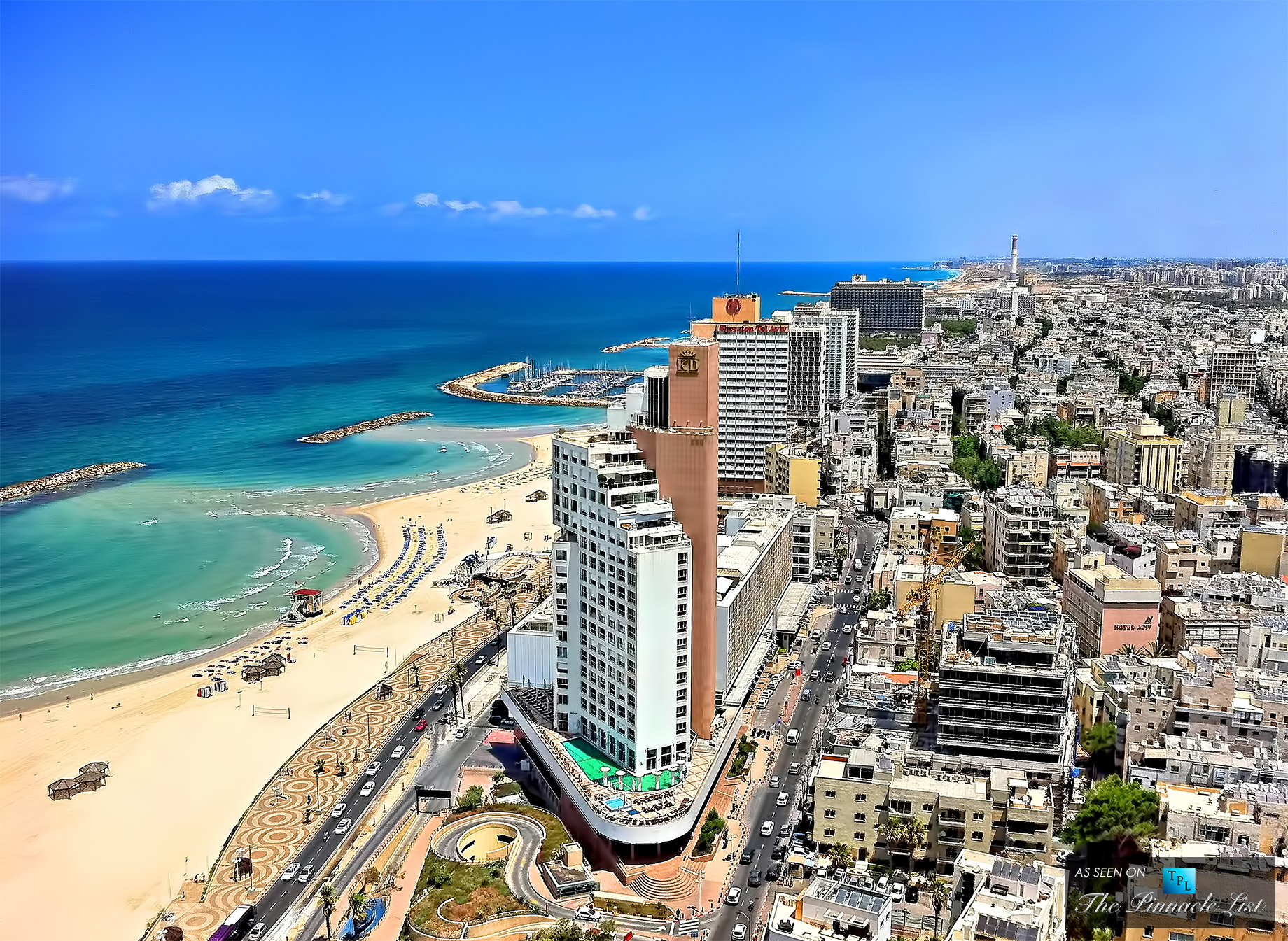 Israel beaches