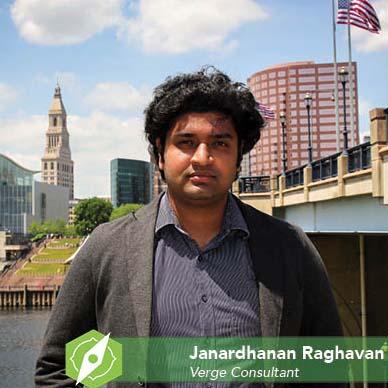 Janardhanan Raghavan