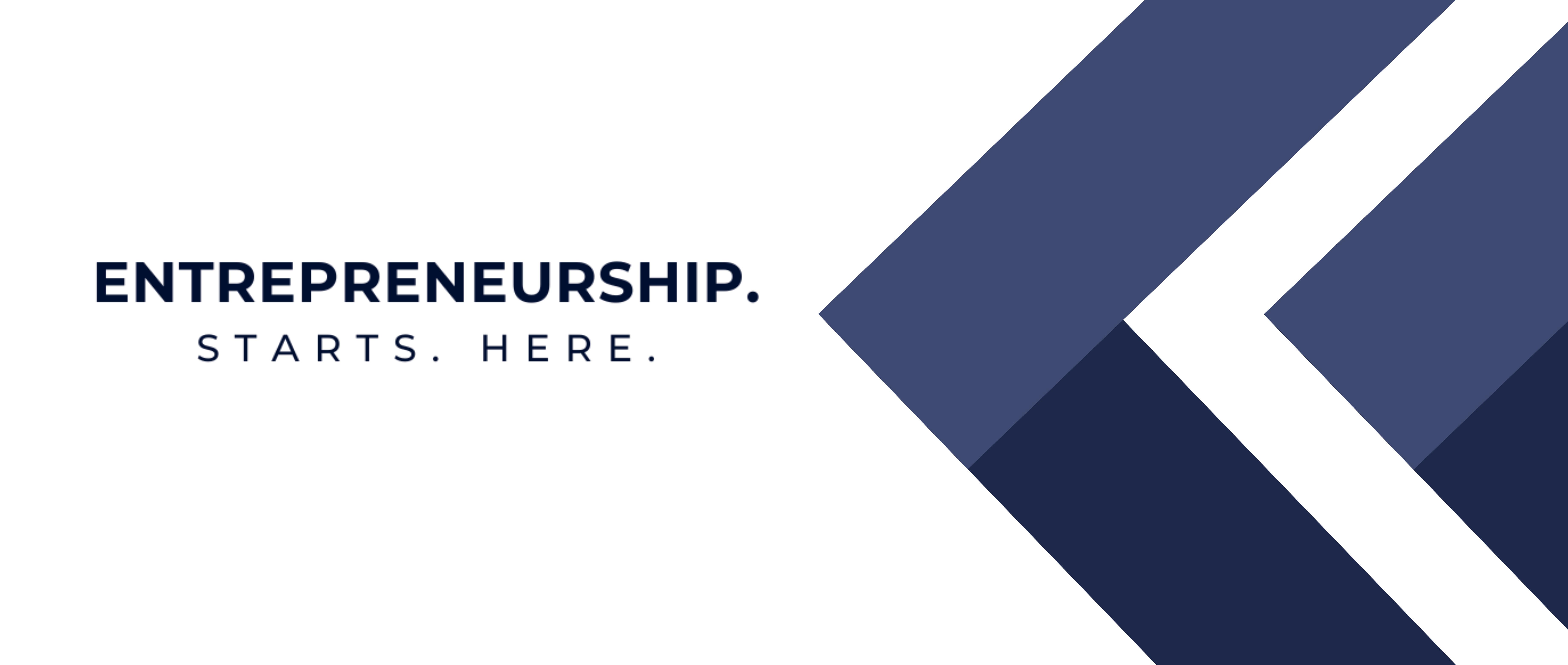 entrepreneurship starts here